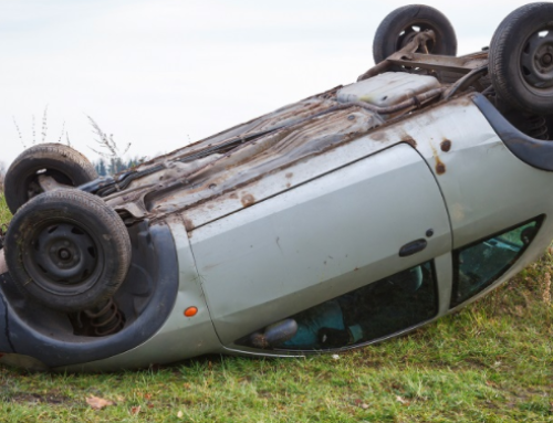 The Dangers of Rollover Accidents – SUV Rollover Statistics